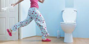 Những cơn nhịn tiểu có thể gây hại đến cổ tử cung